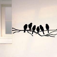vautours sur une branche